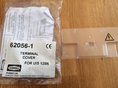 Hubbell 62056-1 Terminal Cover For UIS 125N