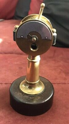 Elzit Brass Cigarillo Cutter Early 20th Century