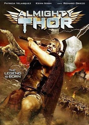 Almighty Thor (DVD, 2011, Canadian)