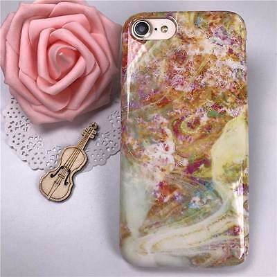 Soft Silicone Beauty Marble Pattern TPU 4.7inch iPhone 7 Phone Case Cover