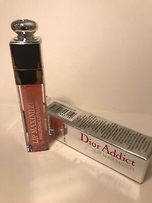 DIOR - 'Dior Addict' Lip Maximizer 6ml #010 Halo Pink BNWB Authentic