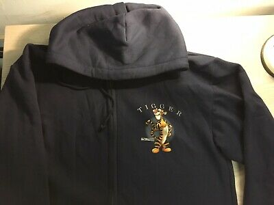 Vintage Disney World Tigger Hoodie Size Medium