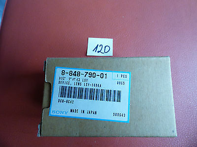 Sony 884879001 Device Lens LSV-1080A Camcoder DCR-HC42 OEM Camera New Spare Part