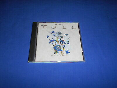 JETHRO TULL-CREST OF A KNAVE-Chrysalis ‎–CDP32 1590-2-UK-  Cd-lp-lot