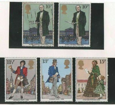 1979 Great Britain - The 100th Anniversary of the Death of Sir Rowland Hill