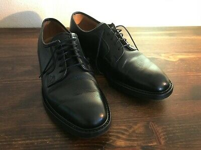 01406414c9a Peal   Co Brooks Brothers black leather oxfords dainite SIZE 9.5 US 9 UK 43  Eur