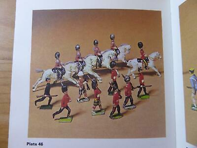 Fascinating Model Soldiers Book Collectors Reference Models Ages Rarities +++++