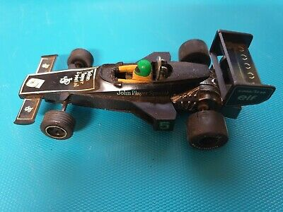 VOITURE SCALEXTRIC : F1 john player special 5 - C126