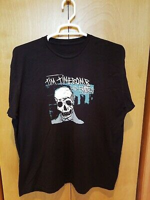 Tim Timebomb And Friends Tim Armstrong XL Men's T-shirt