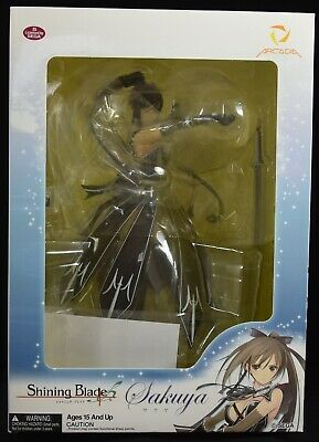 Anime Game Shining Blade PVC Figure New NoBox 1//7 24cm Sakuya Swimsuit Ver