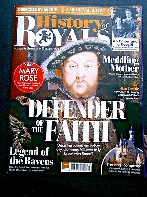 History Of Royals Magazine Issue 20 (new) 2017