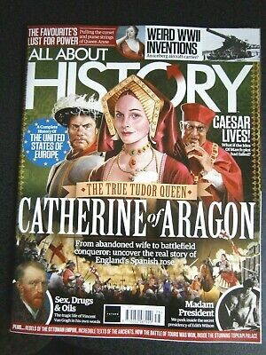 All About History Magazine Issue 75 (new) 2019