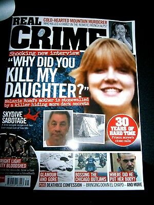 Real Crime Magazine Issue 31 (new) 2017