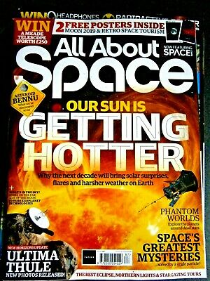 All About Space Magazine Issue 87 (new) 2019