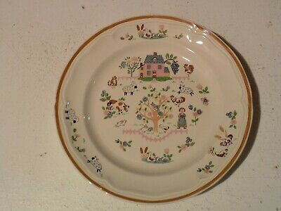 Plate Saucer Vintage Country Home Jamestown China Japan!!!