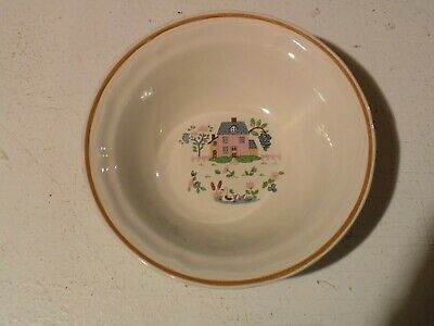 Bowl Vintage Country Home Jamestown China Japan!!!