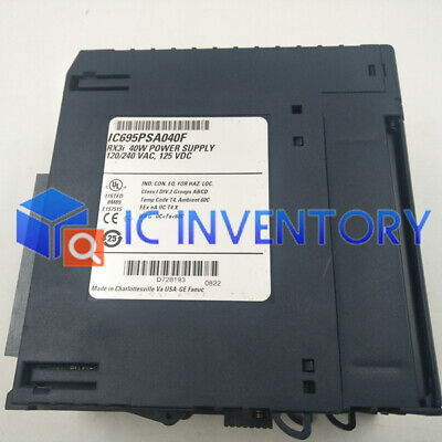 1PCS GE Fanuc Power Supply IC695PSA040 IC695PSA040F New In Box