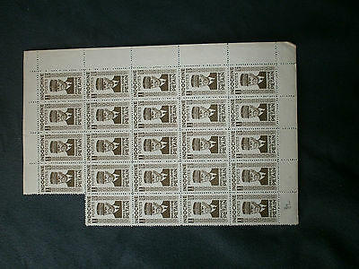 Lot 24 Timbre Indochine  Stamp Colonie Francaise 1 Cm Petain