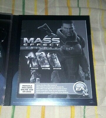 Mass Effect Trilogy ps3 playstation 3 2