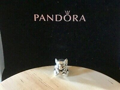 Authentic Pandora ale Sterling Silver Lucky Elephant 791902