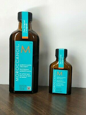 BEST PRICE Moroccanoil Hair Treatment OIL 125ml