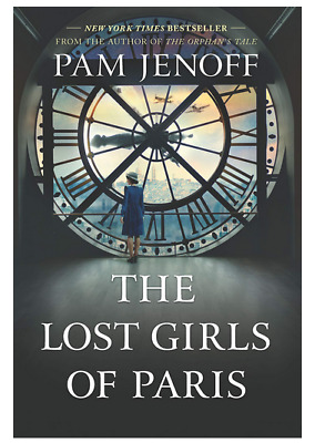 THe Lost Girls of Paris by Pam Jenoff (eBooks, 2018)