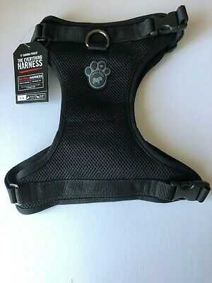 CANADA POOCH The everything NO-PULL  HARNESS ( LARGE BLACK.L|G