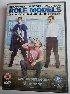 Role Models (DVD, 2009) Paul Rudd, Seann William Scott