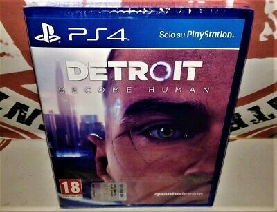 Detroit: Become Human [Nuovo] PS4