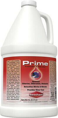 SEACHEM - Prime Water Conditioner - 67.6 fl. oz. (2 L)
