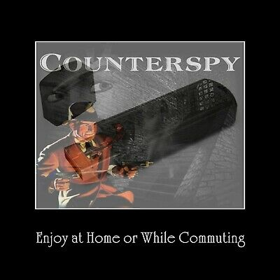 Counterspy. Wwii Espionage Adventure. 66 Old-Time Radio Shows For Car Or Home