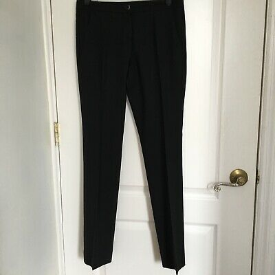5ca99c8cc5b THEORY Women's Dress Pants Color Black Size 2 Style# A 060202 Pre- owned