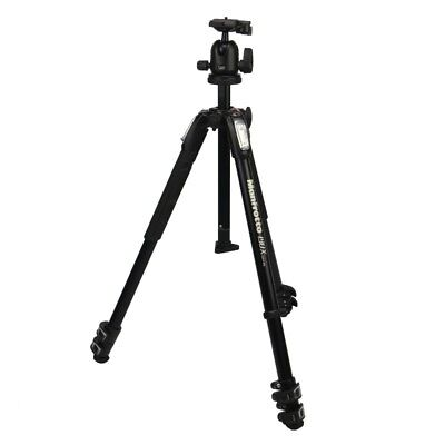 Manfrotto Mk190x3-bh 190x Series Alumnium Kit with Ball Head 496rc2 Load 6kg
