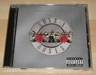 Guns N' Roses - Greatest Hits [PA] (CD 2004). Ex Cond