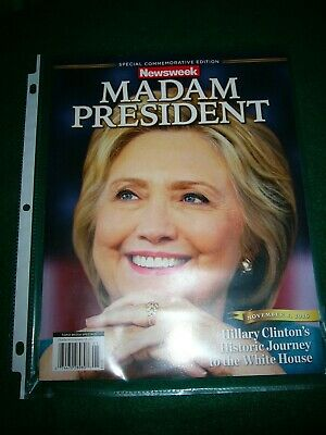 "Hillary Clinton ""Madam President Commemorative""Issue Recalled"