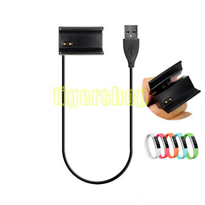 1* Replacement USB Charger Charging Cable Replacement Cord for Fitbit Alta