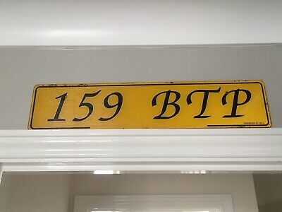 Personlaised Number Plate
