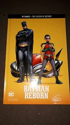 Batman Reborn DC Comics The Legend Of Batman