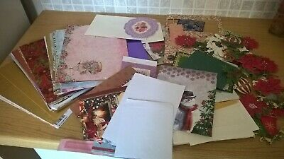Card making huge Joblot card toppers and more cardmaking