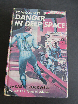Danger In Deep Space By Carey Rockwell From 1953