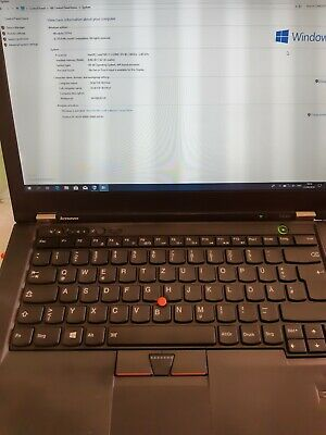 LENOVO THINKPAD T430S Intel i5 2,60 Wunschkonfiguration