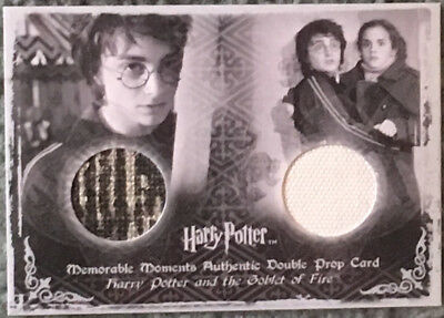 P12 Prop Trading Card First Task Tent & Canopy Harry Potter Goblet of Fire MM2