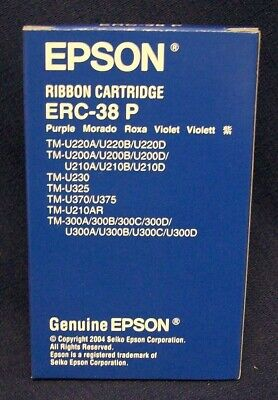 Restaurant Equipment Bar Supplies OEM EPSON RIBBON CARTRIDGE ERC-38P
