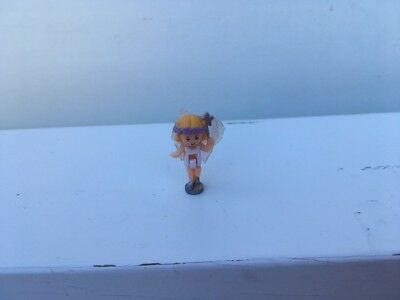 Vintage Polly Pocket Fairy Light Wonderland Replacement Spare Figure Fairy Polly