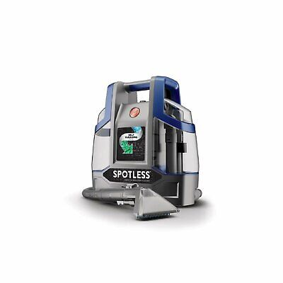 Hoover FH11300PC Spotless Portable Carpet and Upholstery Cleaner blue
