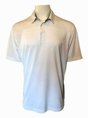 adidas Golf Mens Puremotion ClimaCool Laser Perforations S/Sleeve Polo Shirt XL