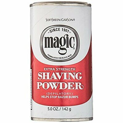 Magic Shaving Powder Red Extra Strength 5 Oz ...r4 Goods Of Every Description Are Available pack Of 6
