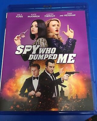 Spy Who Dumped Me  (Blu-Ray) Single Disc