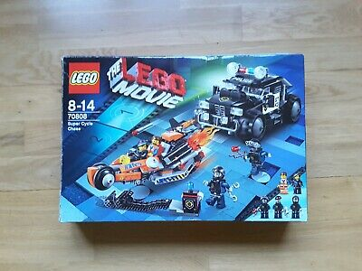 Lego 70808 THE LEGO MOVIE Super Cycle Chase