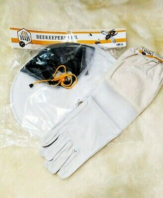 Cotton /& Polyester X-Small Harvest Lane Honey CLOTHSXS-101 Beekeeping Suit